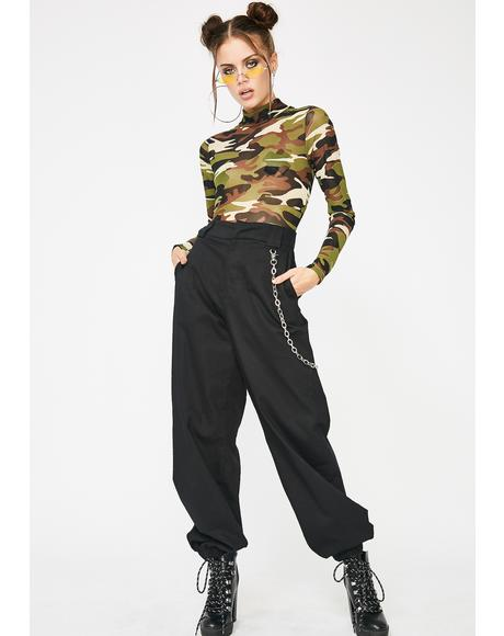 OMFG Camo Bodysuit