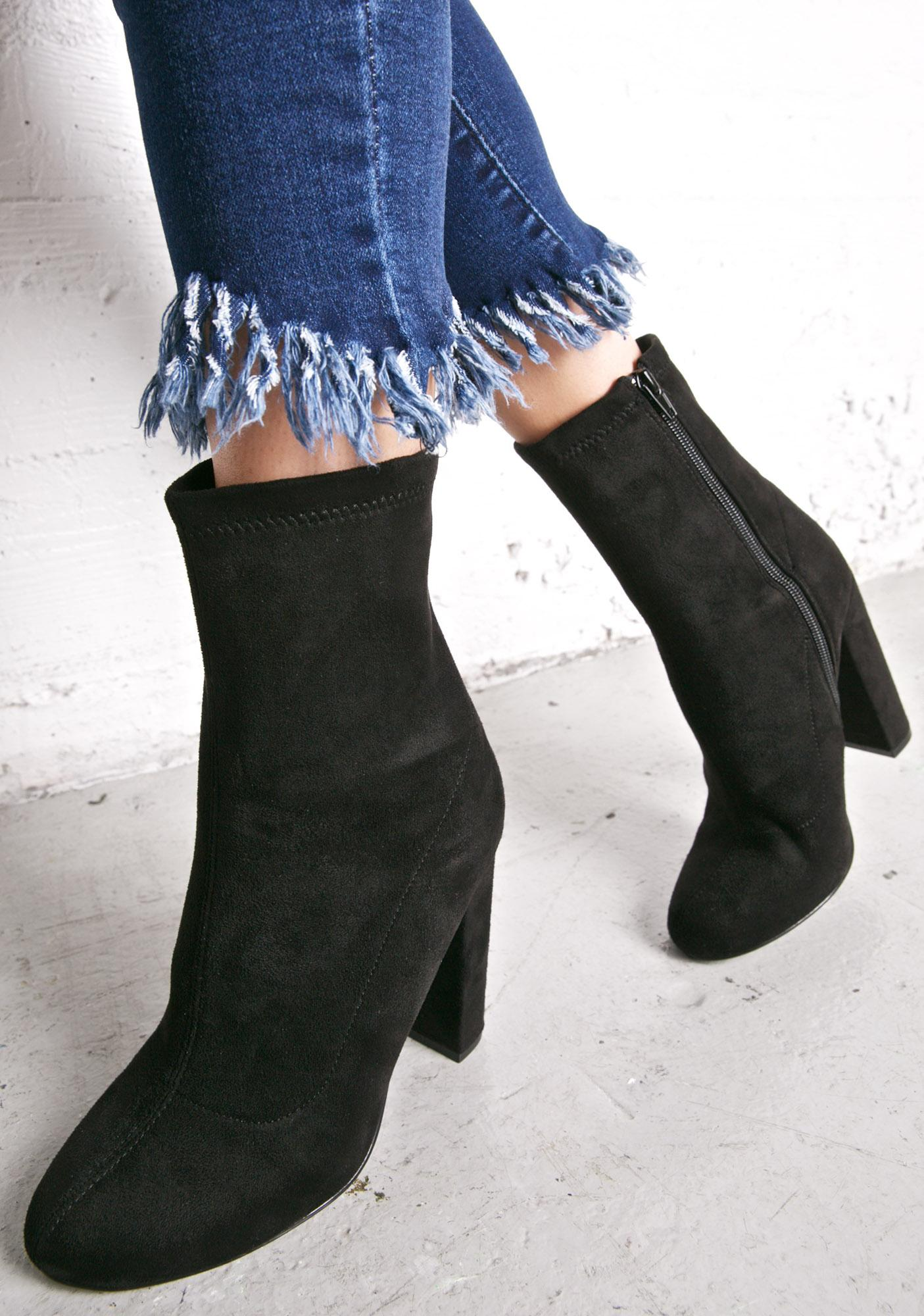 2902a9b1e206ae Lust For Life Daria Ankle Boots