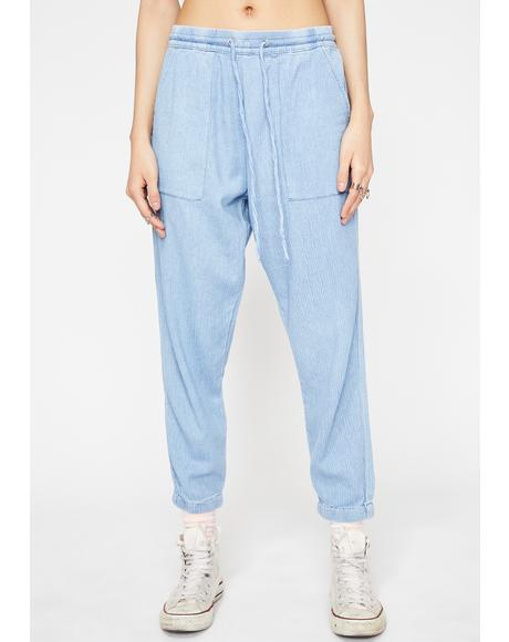 Heavenly Charmer Jogger Pants