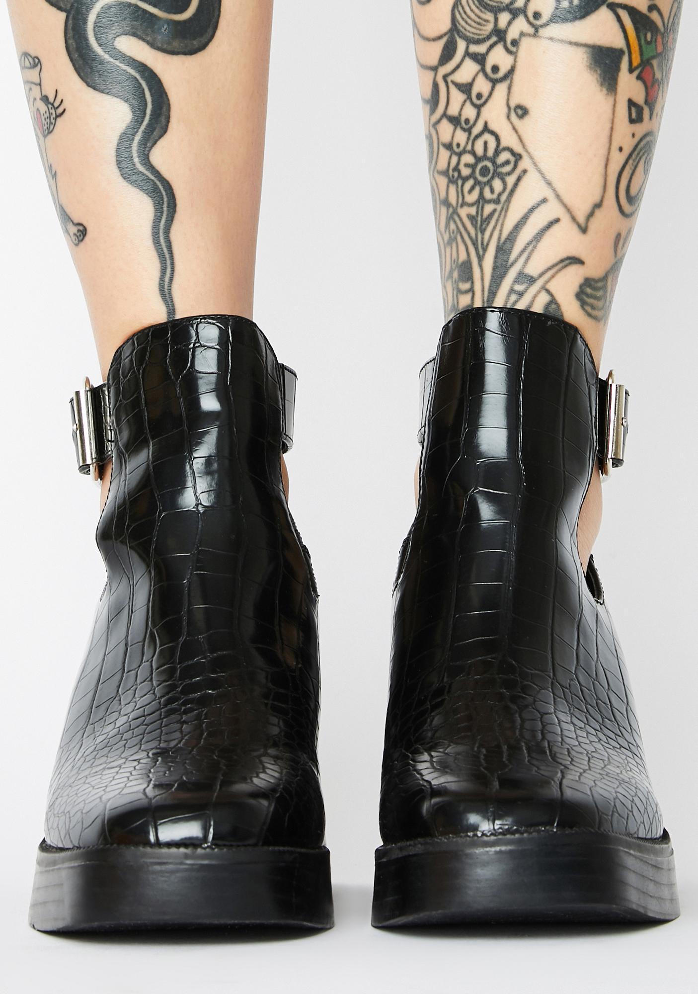 Public Desire Latoya Ankle Boots