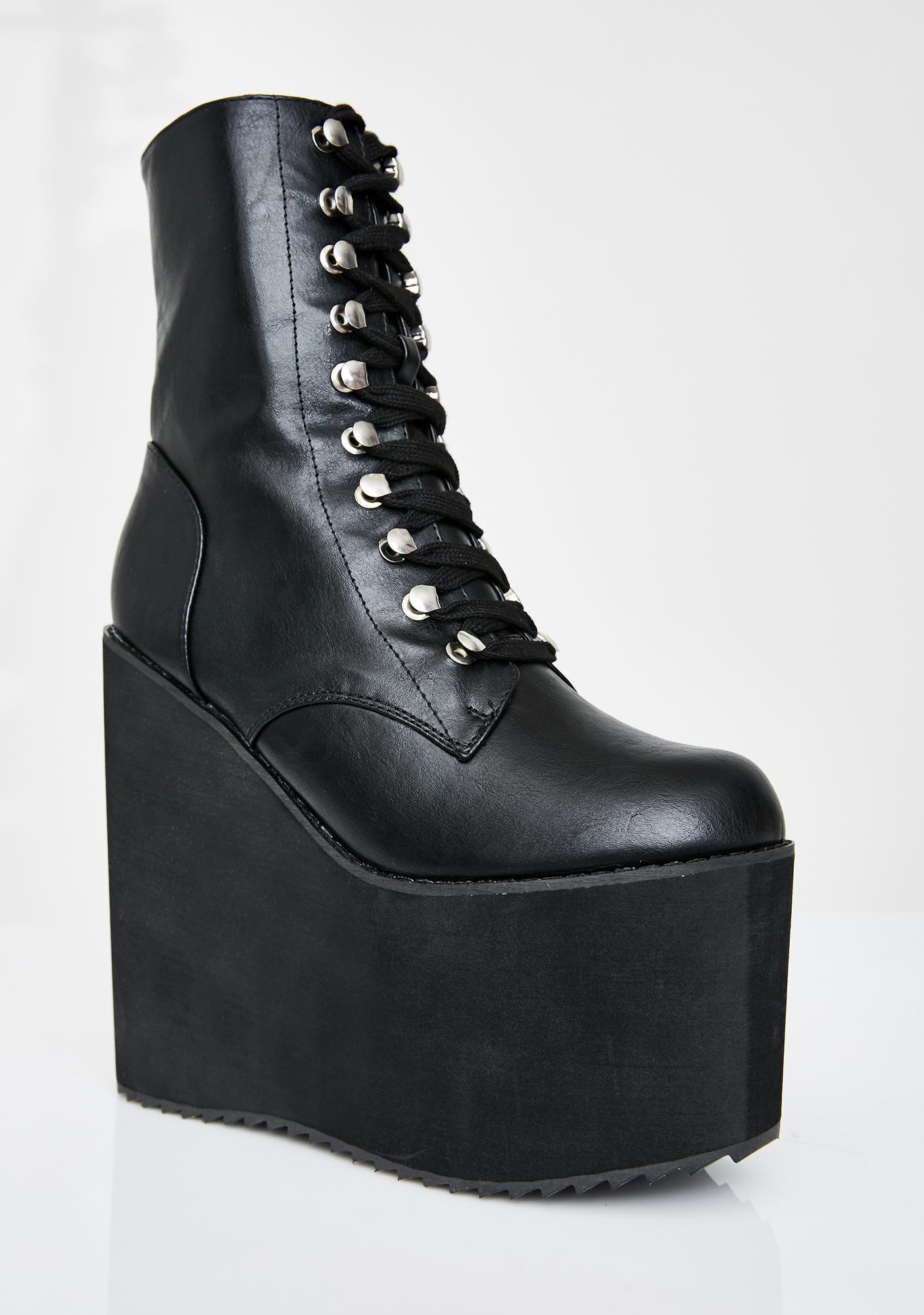 Strange Cvlt Nocturnal Boots