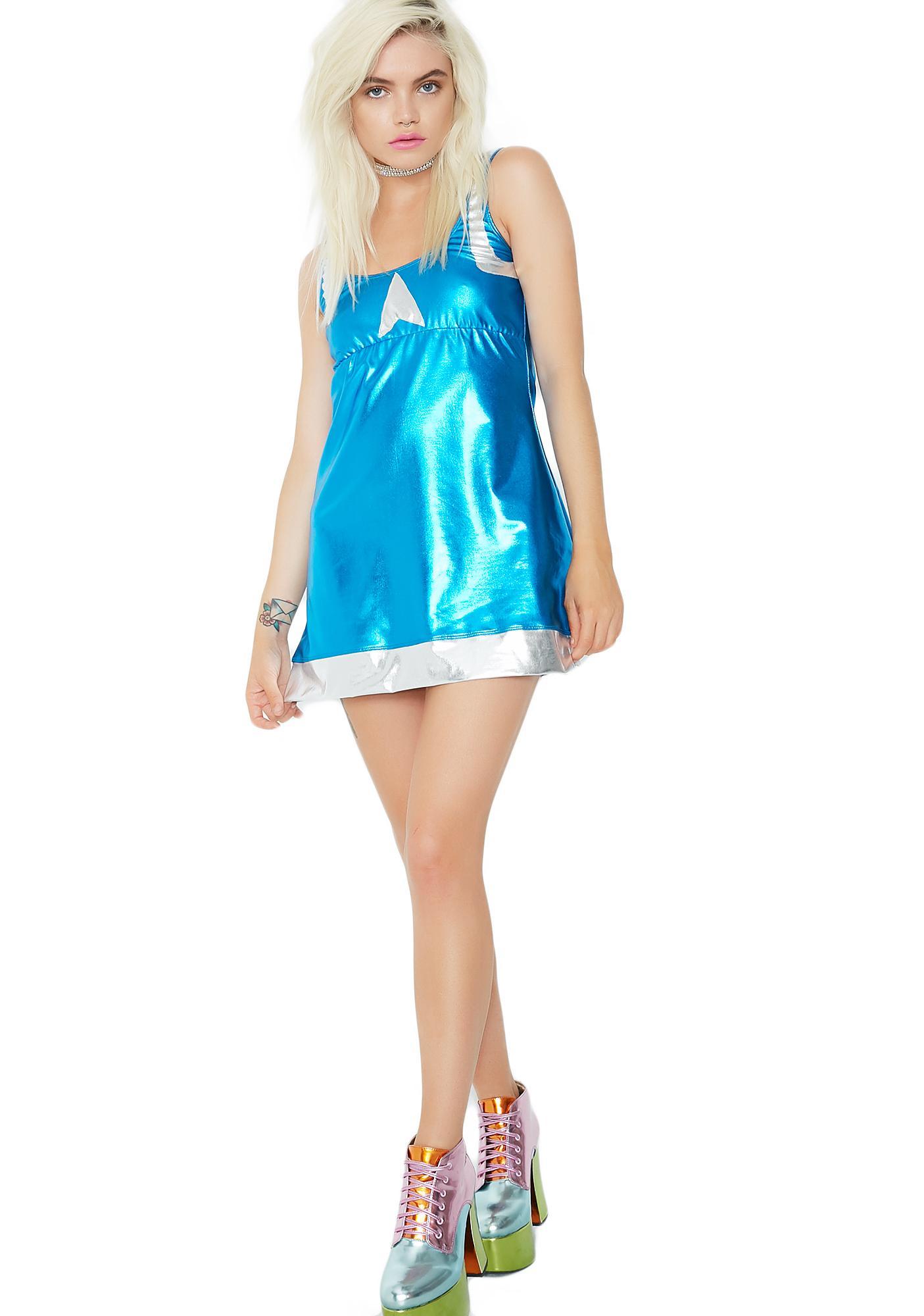 Dolls Kill Post It Queen Dress