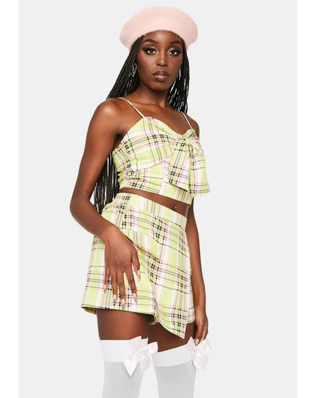 Relax And Renew Skort Set
