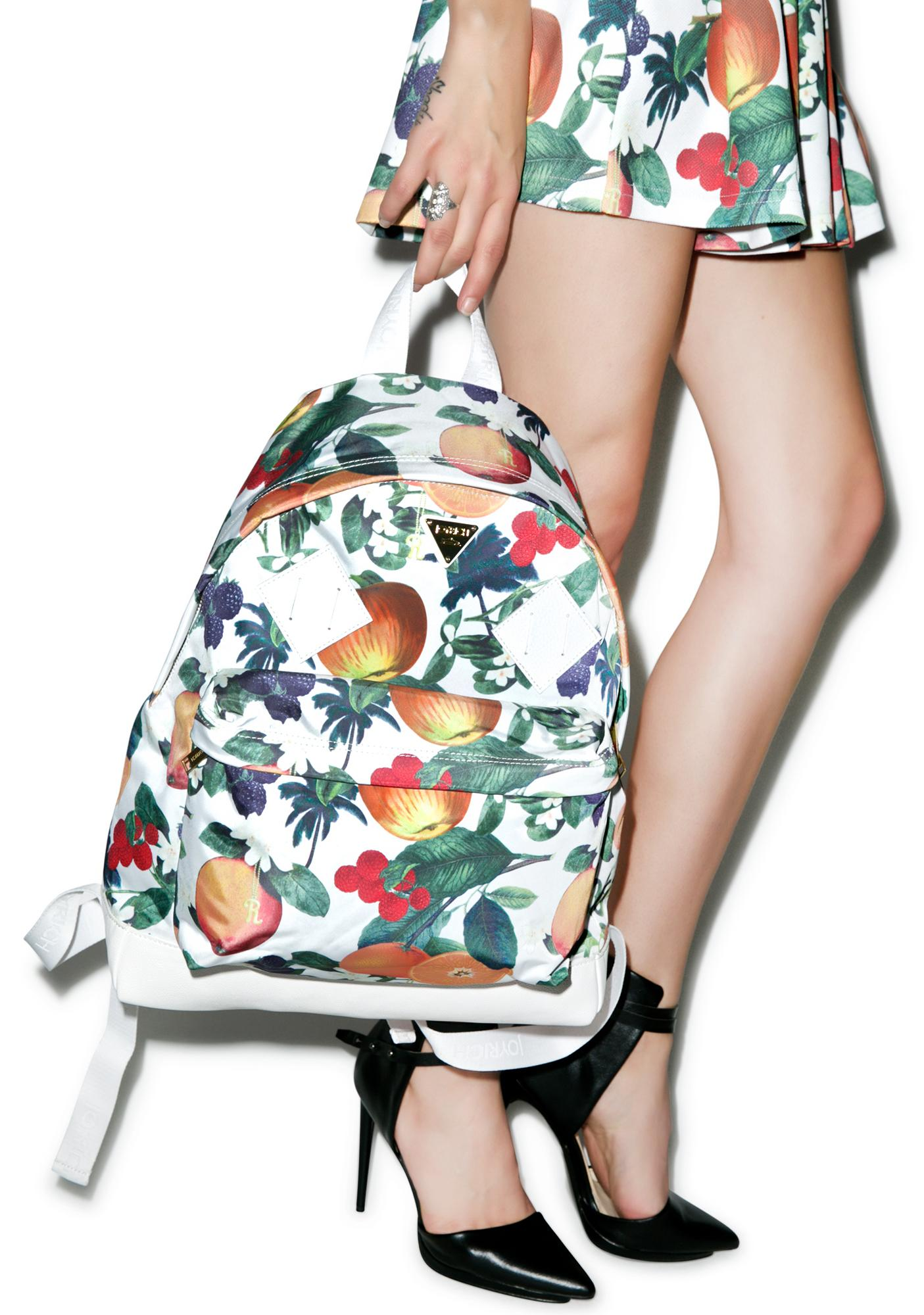 Joyrich Orange Blossom Backpack