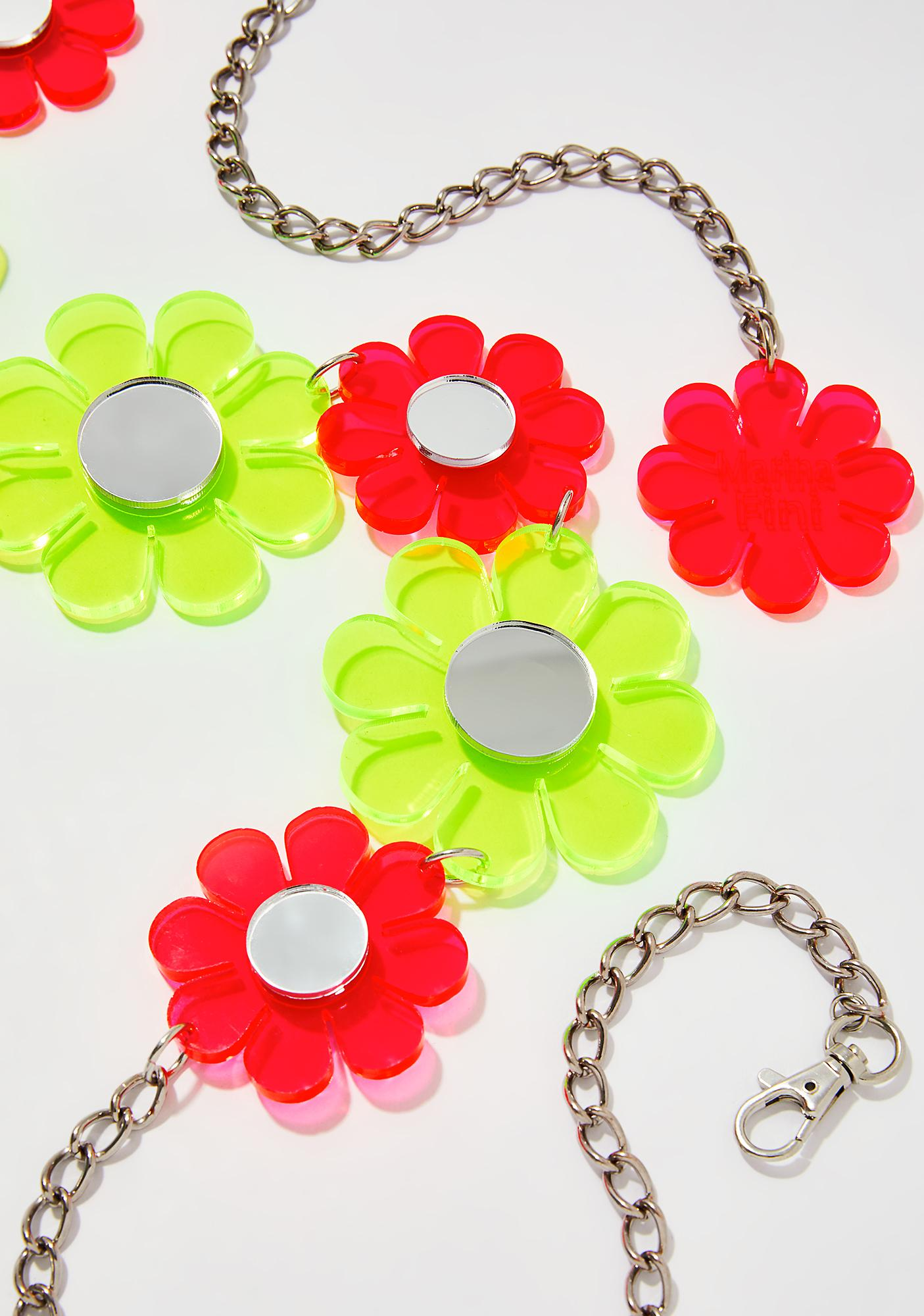 Marina Fini Flower Power Belt