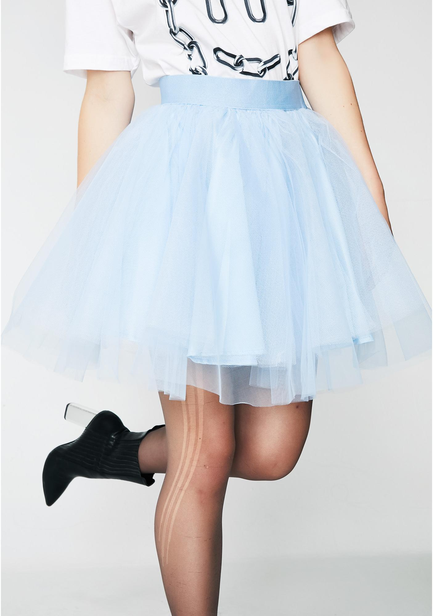 Kiki Riki Champagne Mami Tutu Skirt