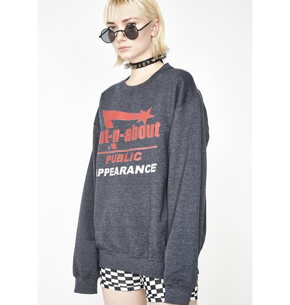 Urban Sophistication Out N About Sweatshirt