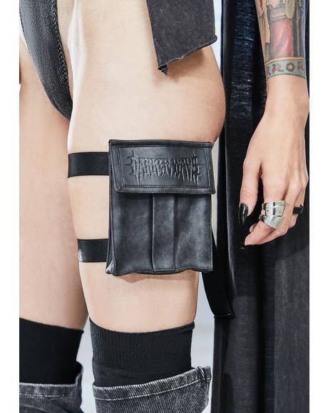 Bassline Utility Garter Pocket Set