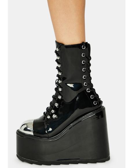 Heavy Metal Boots