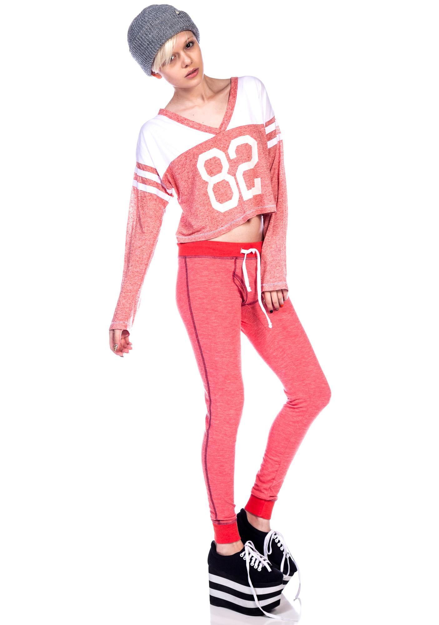 Rebel Yell 82 Cropped Hockey Jersey