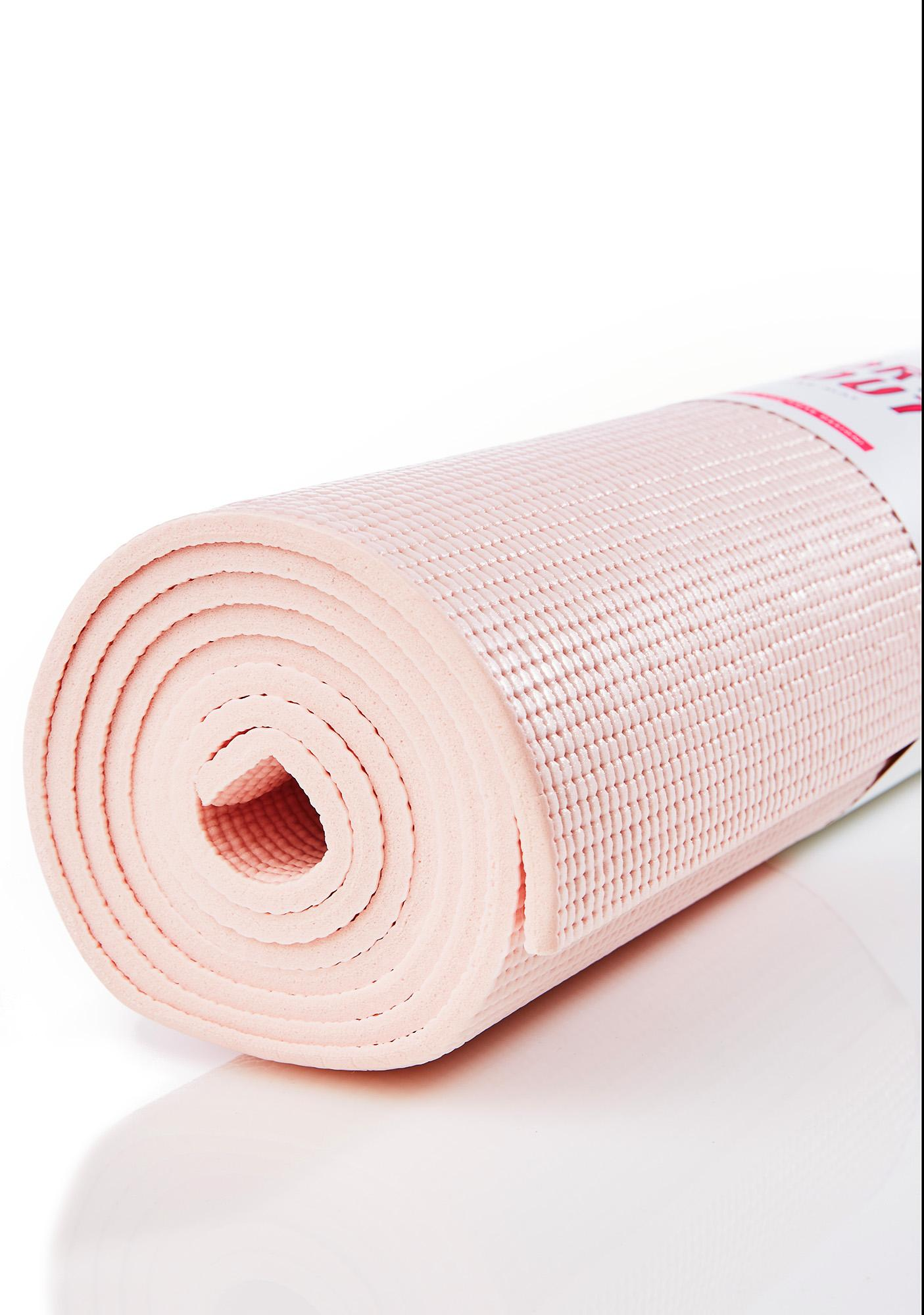 Workout Reward Yoga Mat Dolls Kill