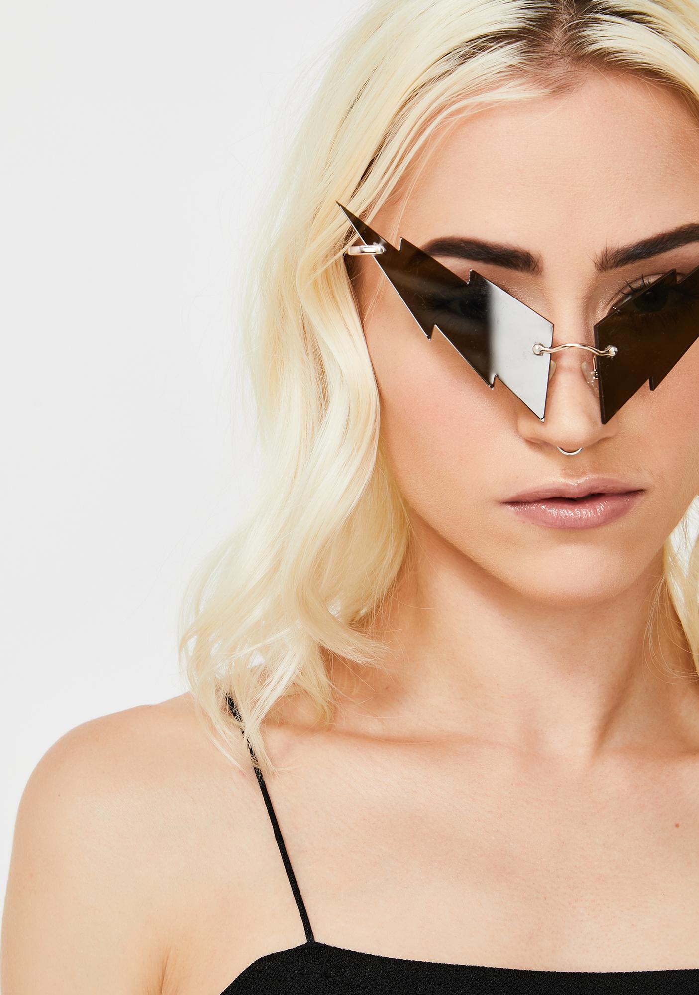 IWANTITALL Lightning Glasses