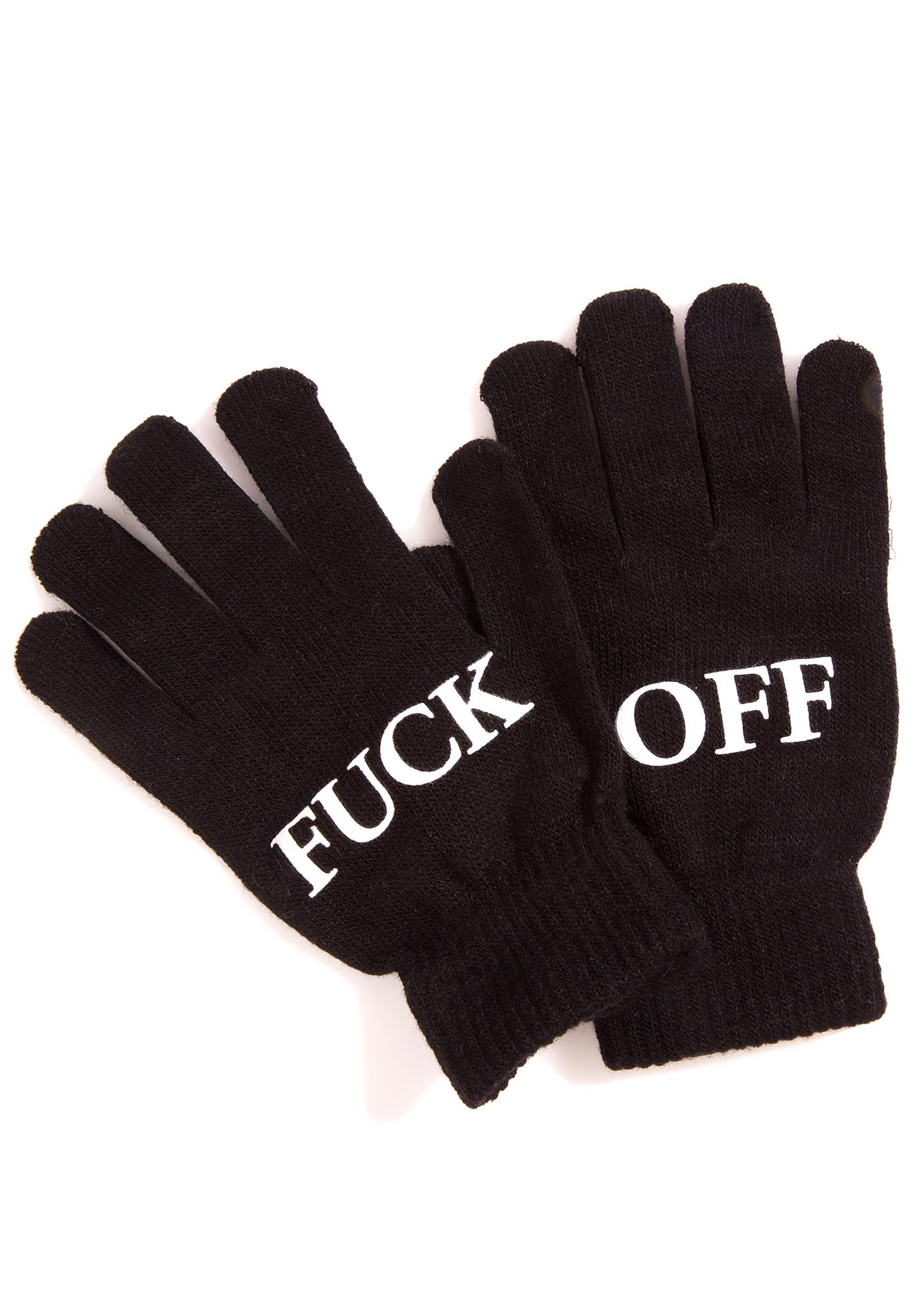 Cold Attitude Gloves