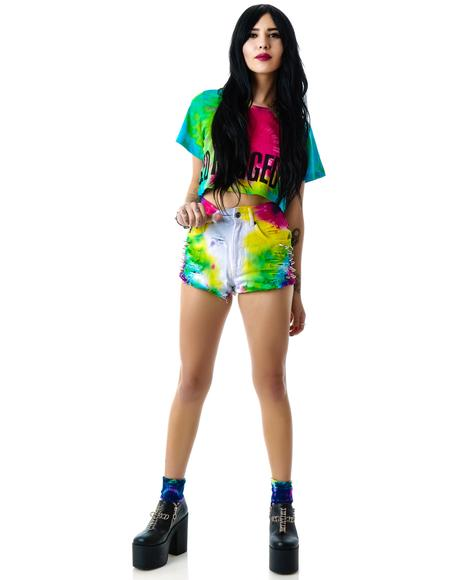 The Renton Denim Shorts