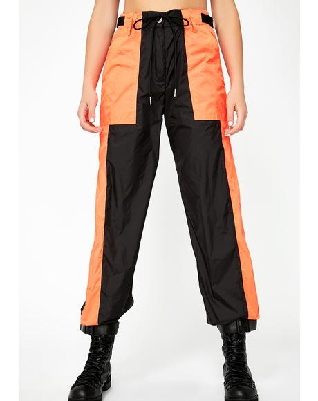 Above N' Beyond Jogger Pants