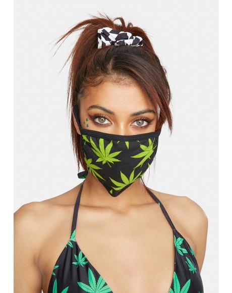 Plantlife Face Mask