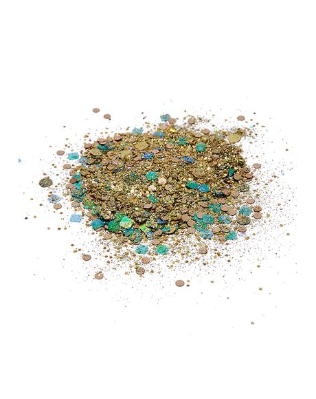 Golden Beetle Disco Chunky Glitter Mix