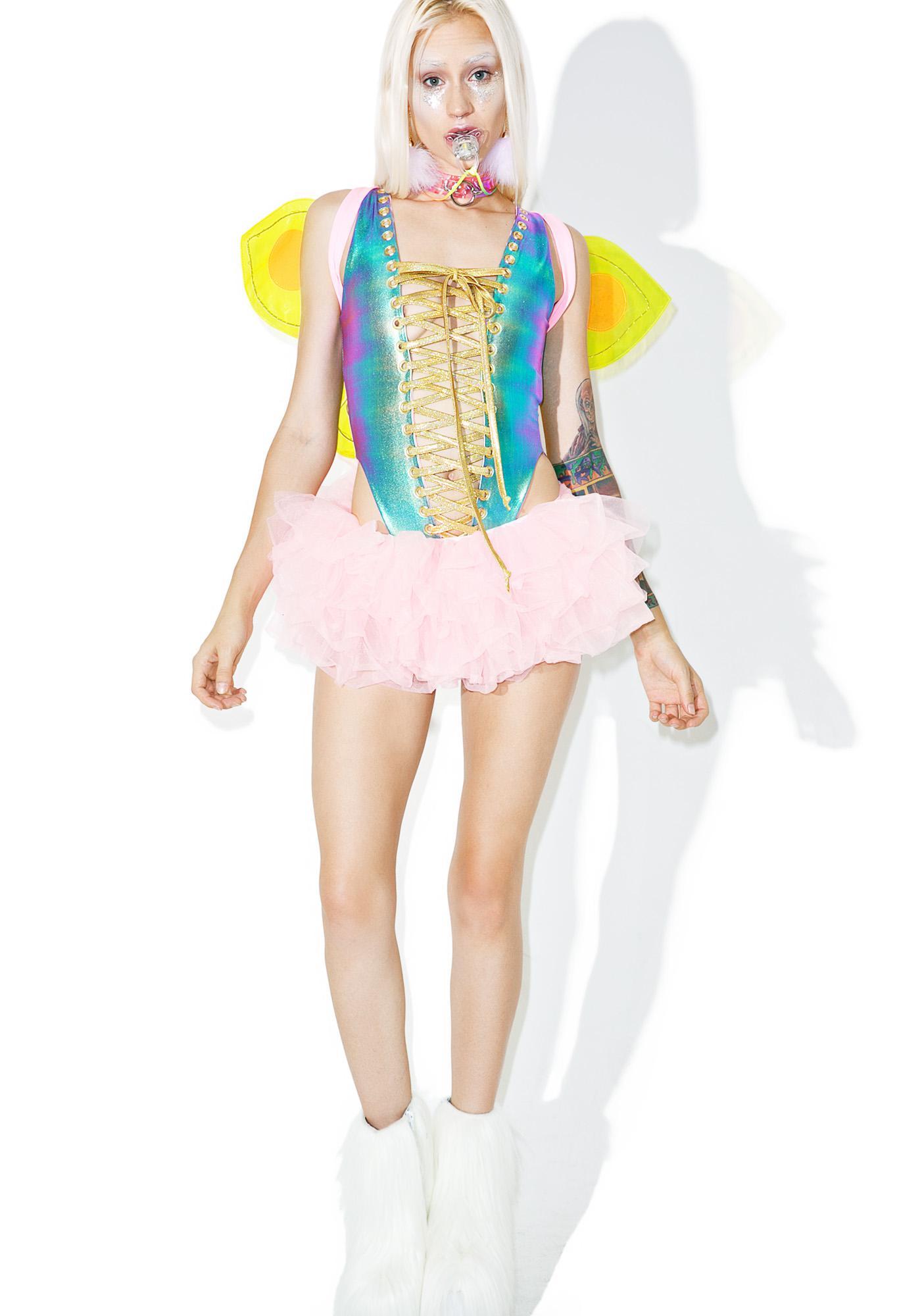 J Valentine Rave Fairy Set