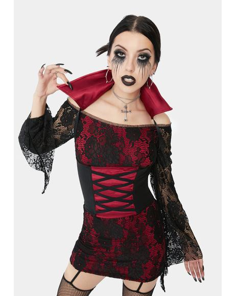 Blood Thirsty Vampire Costume