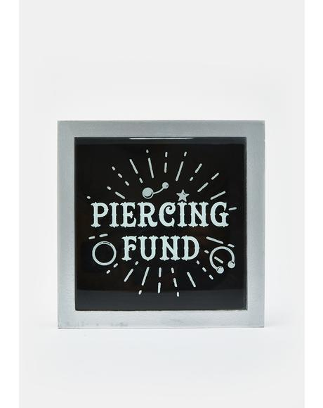 Piercing Fund Money Box