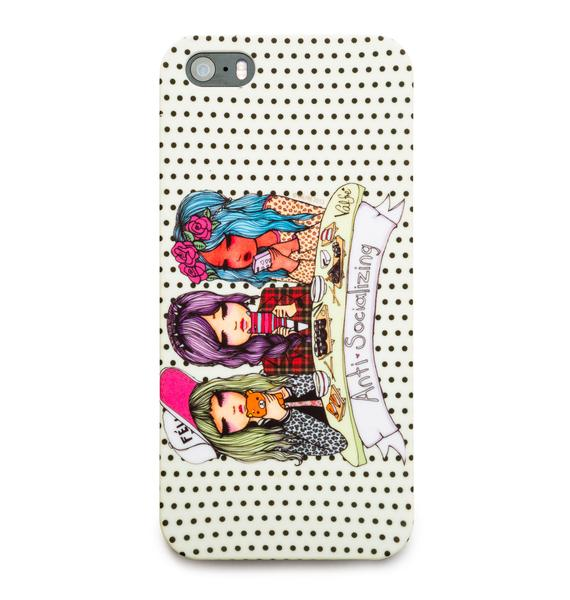 Valfré Antisocializing iPhone 5 Case