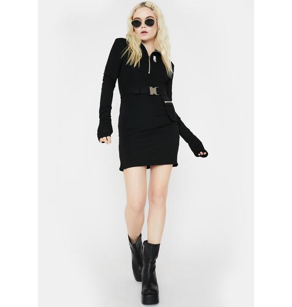 O Mighty Player 1 Mini Dress