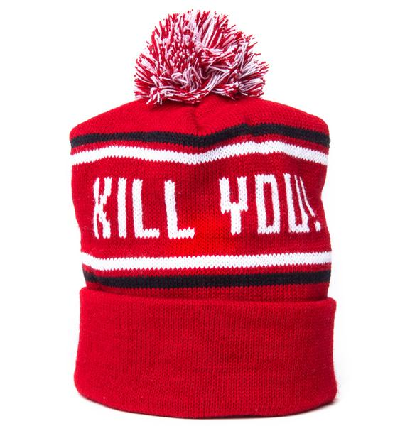 Adeen Kill You! Knit Scully