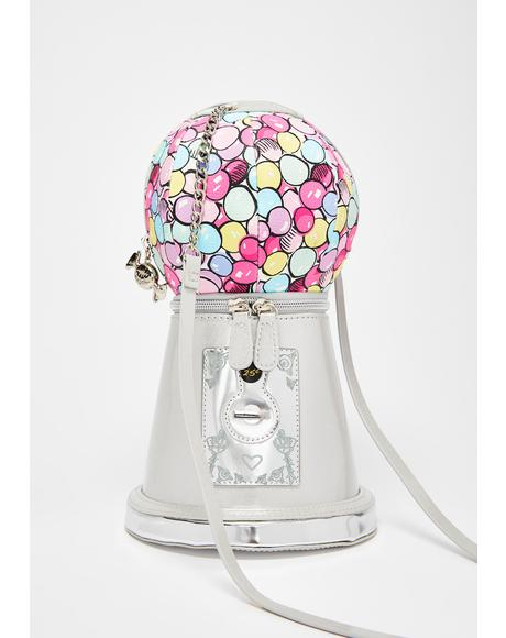Gumball Machine Crossbody Bag