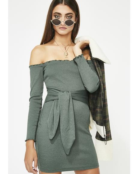 Snob N' A Half Mini Dress