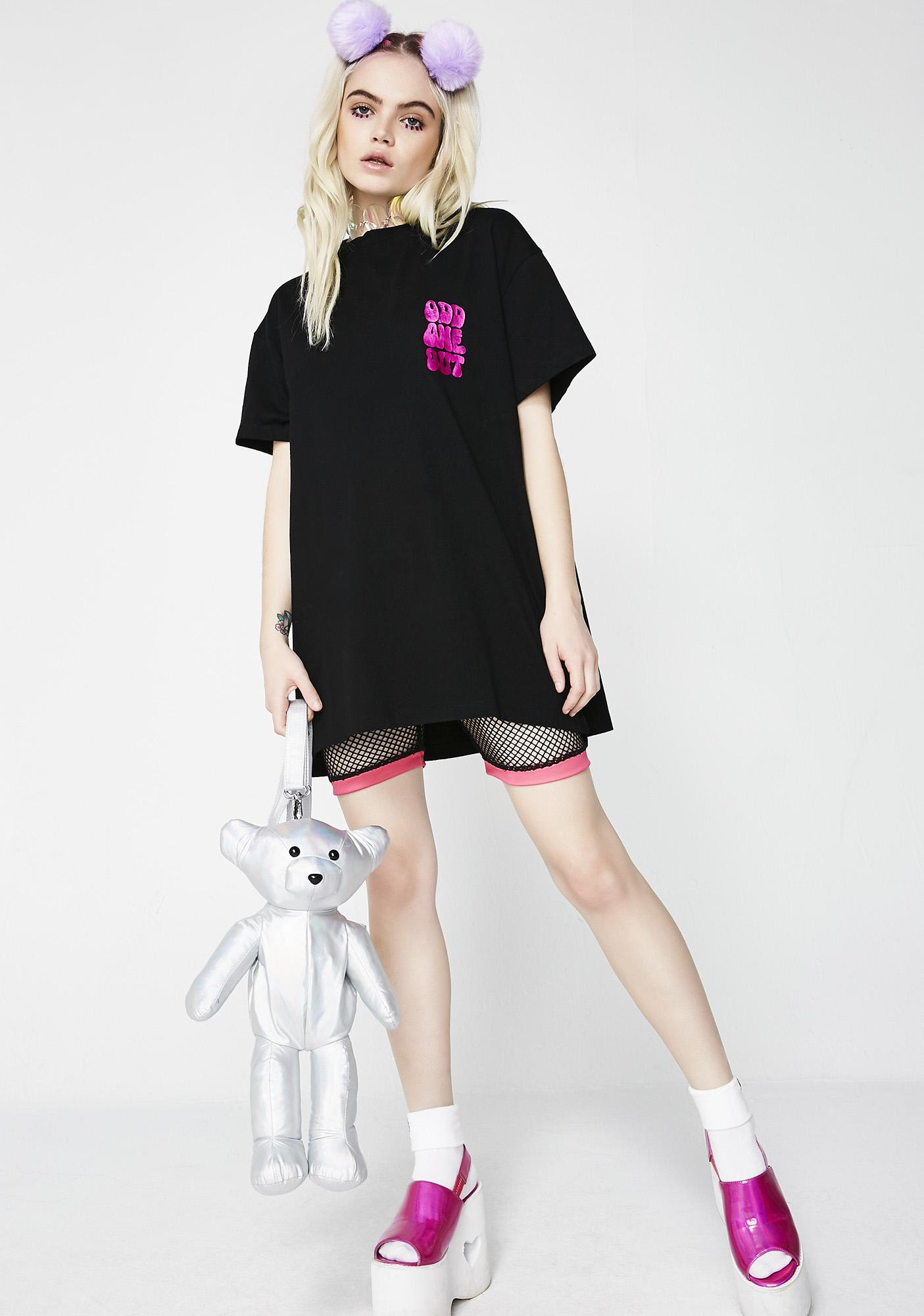 Lazy Oaf Odd One Out Tee