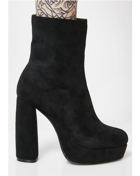 Sceptic Zip Ankle Boots