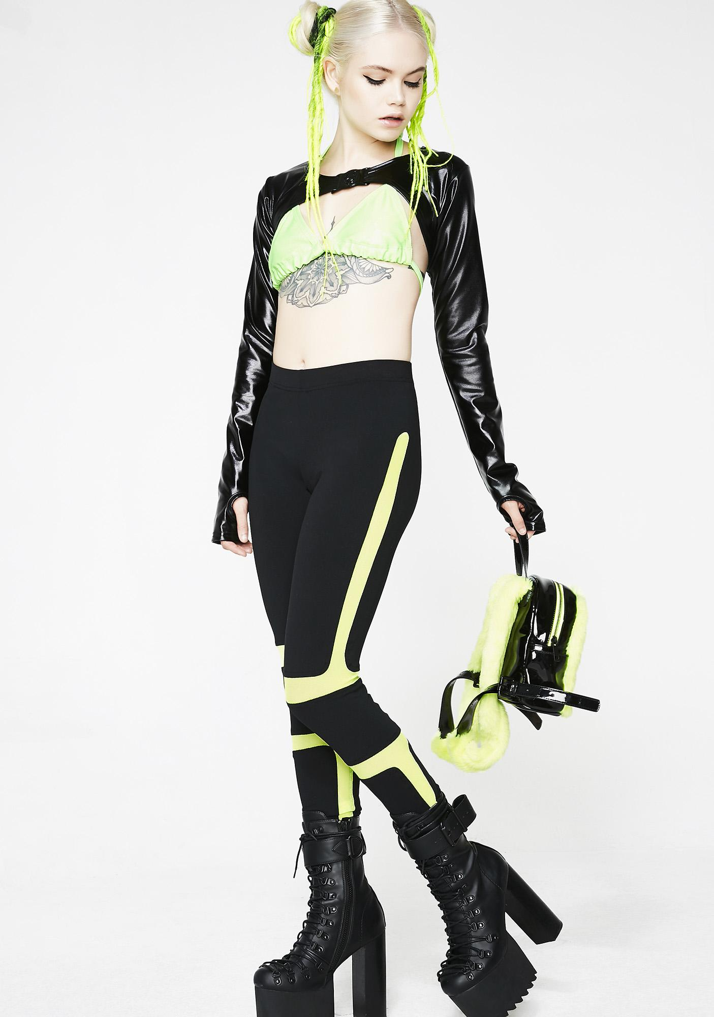 Cyberdog Protection Leggings