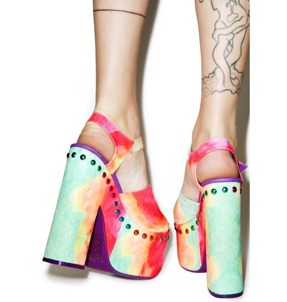 Y.R.U. Rainbow Daydream Platforms