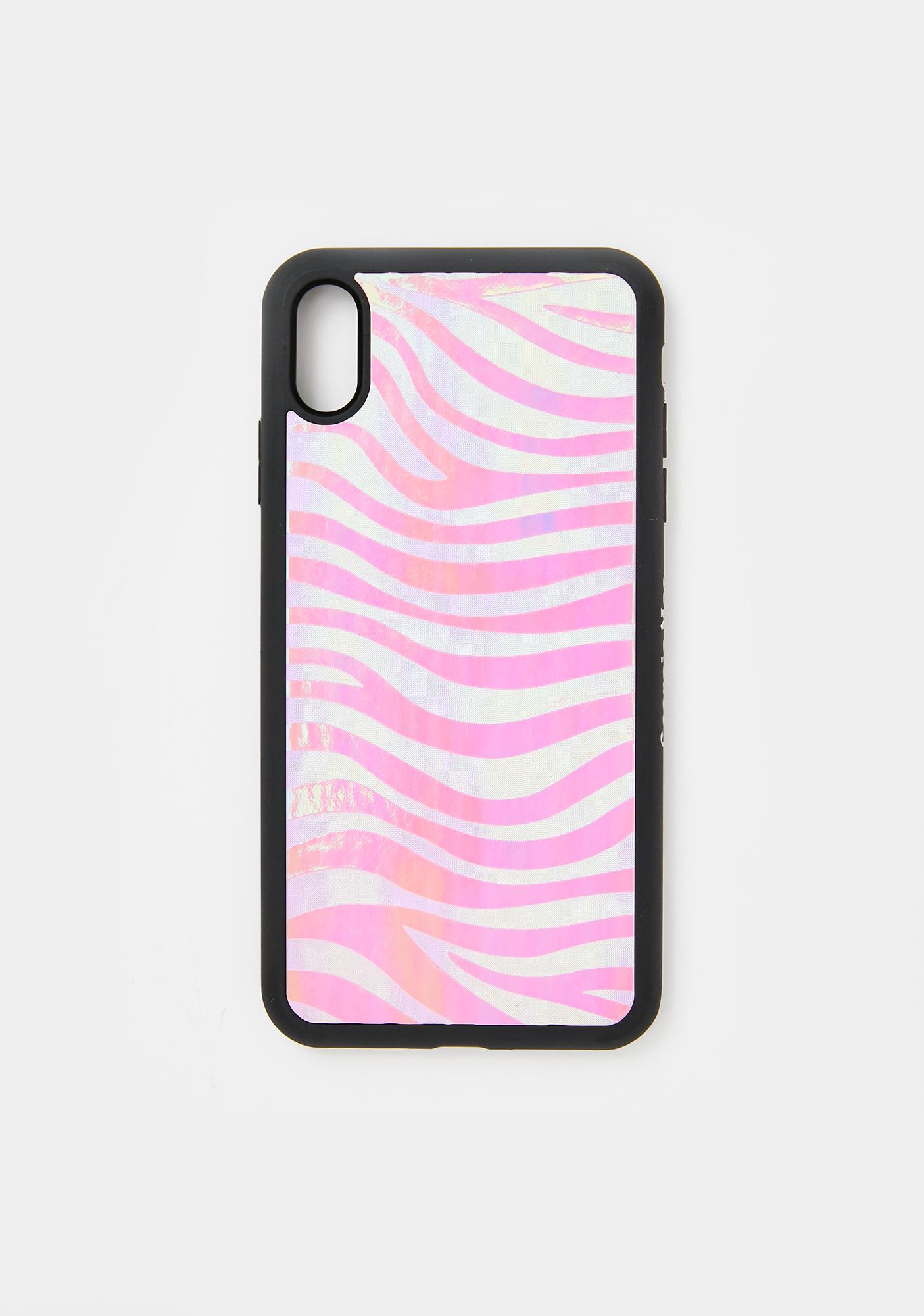 Georgia Mae Iridescent Tiger IPhone Case