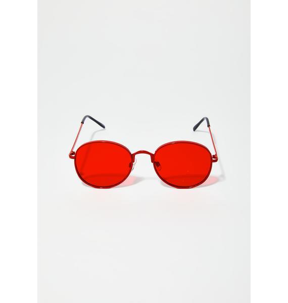 Fire Got Grapez Stunna Sunglasses