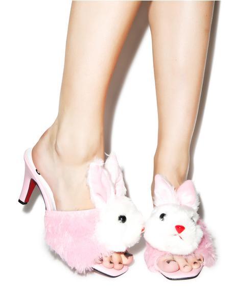 Slutty Bunny Heels