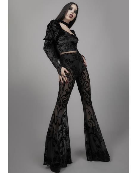 Midnight's Embrace Mesh Flares