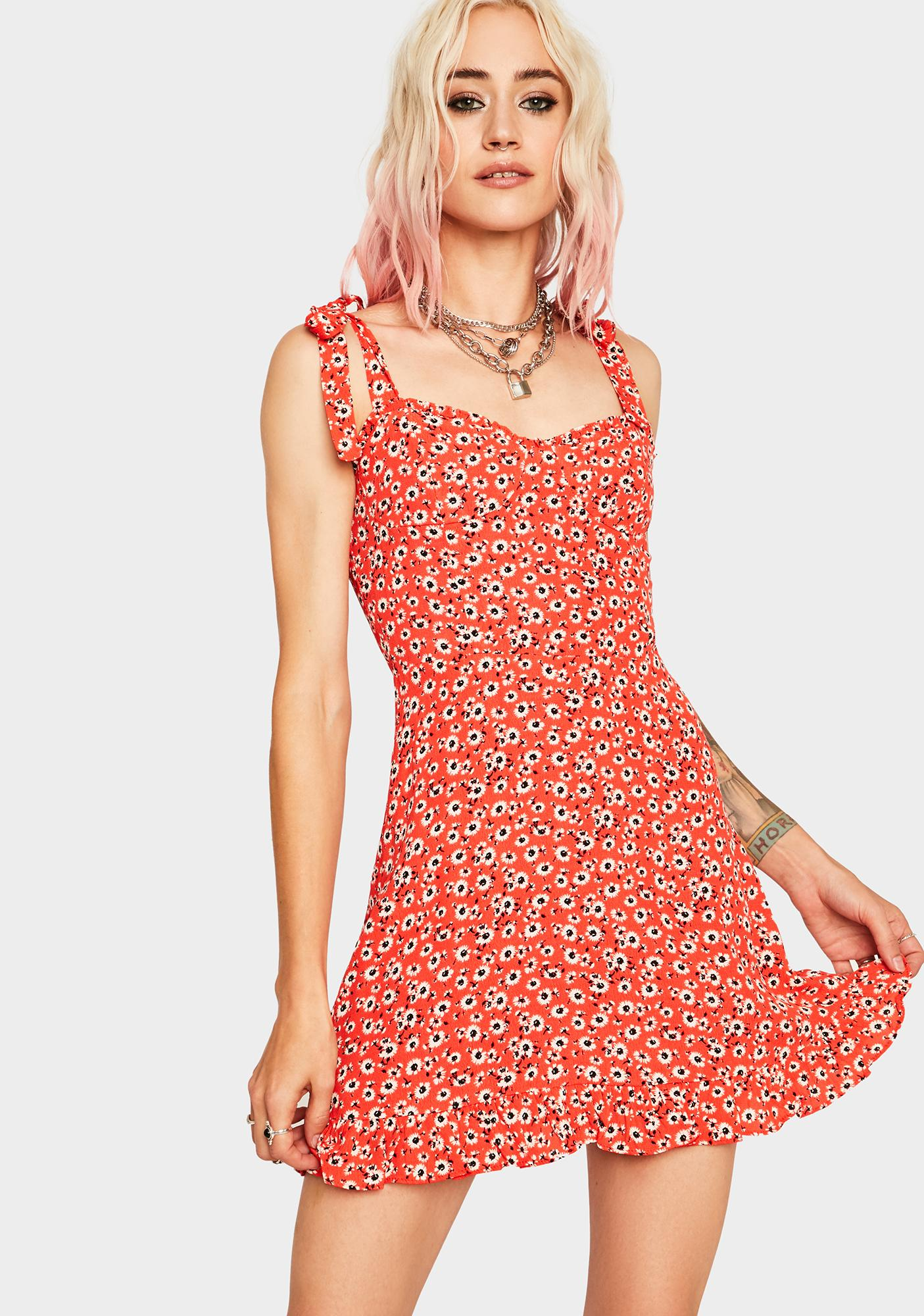 Finding Paradise Floral Sundress