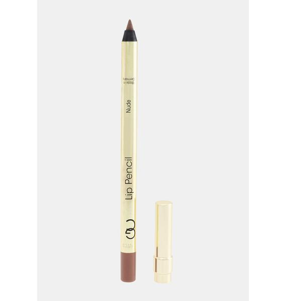 Gerard Cosmetics Nude Lip Pencil