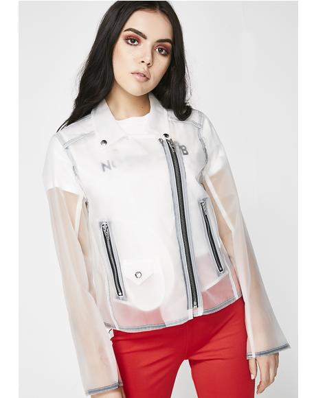 On Cloud Nine Moto Jacket