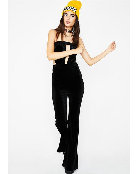 Dark For The Night Jumpsuit