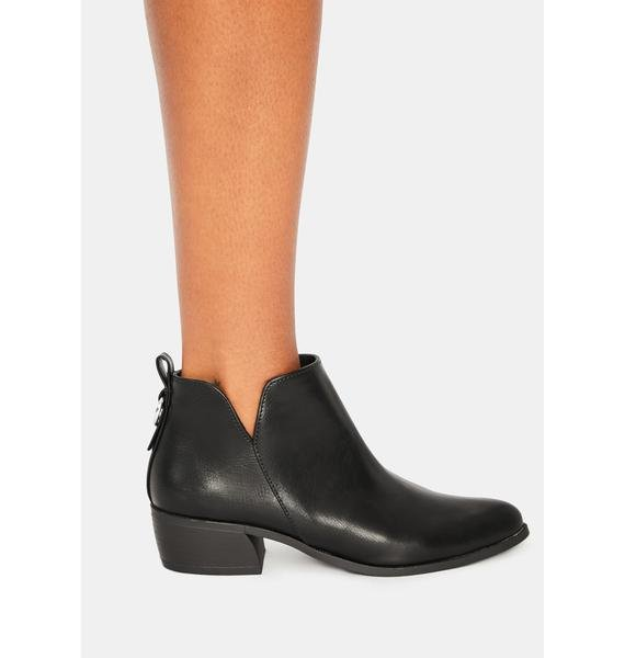 Come This Way Ankle Boots