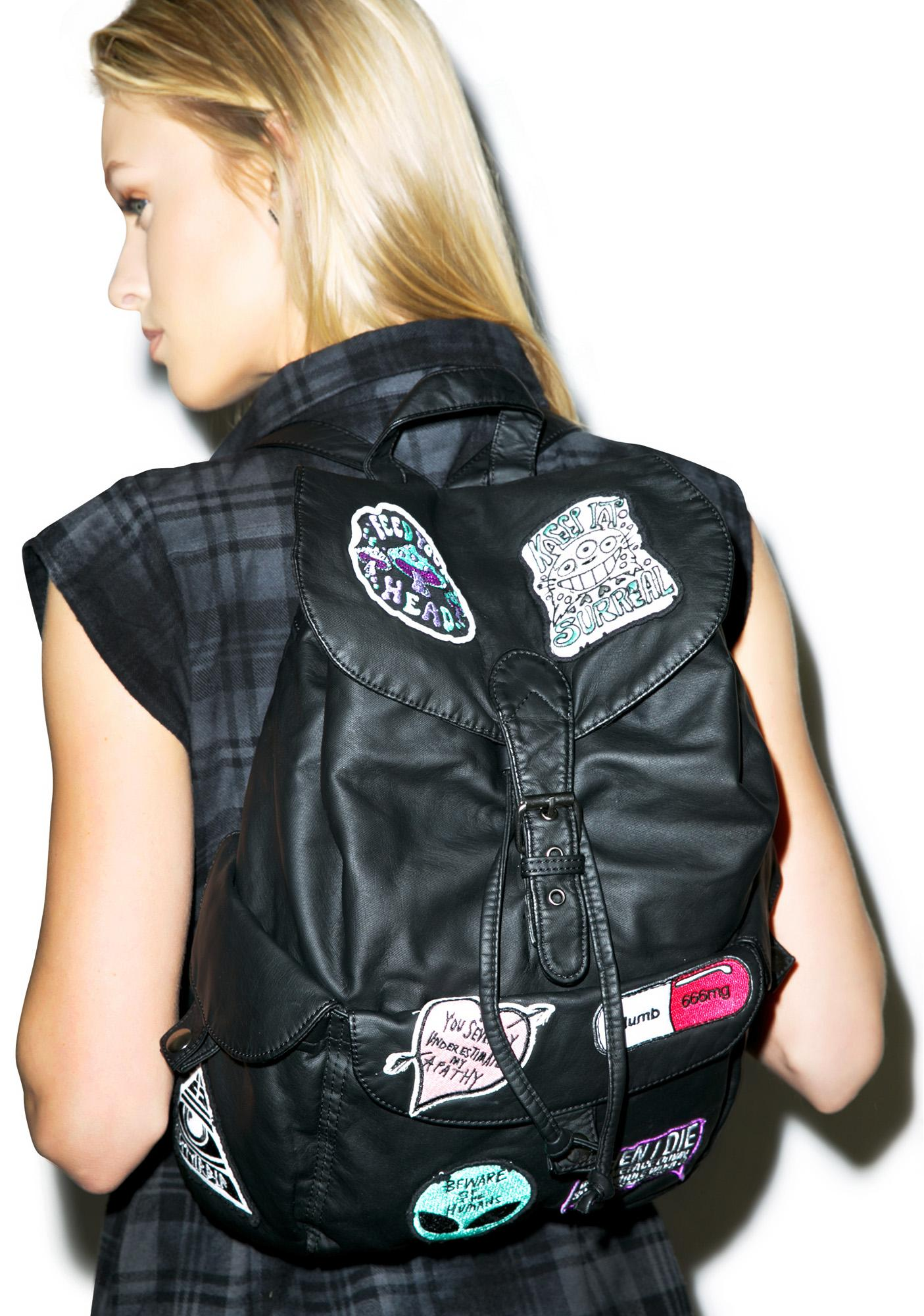 Disturbia Numb Me Backpack