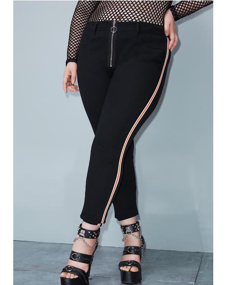 Pretty Persuasion Skinny Jeans