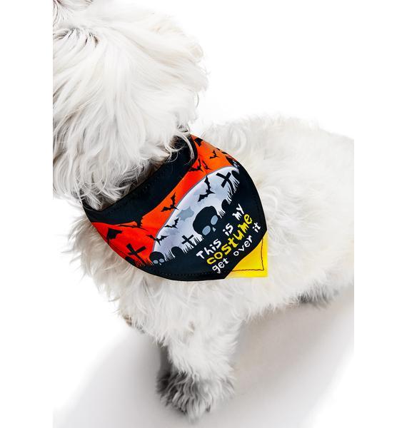 Doggie Dunzo Dog Bandana
