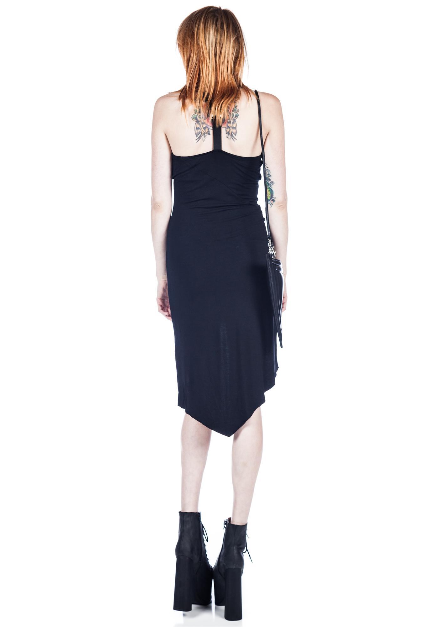 Widow Suspender Dress