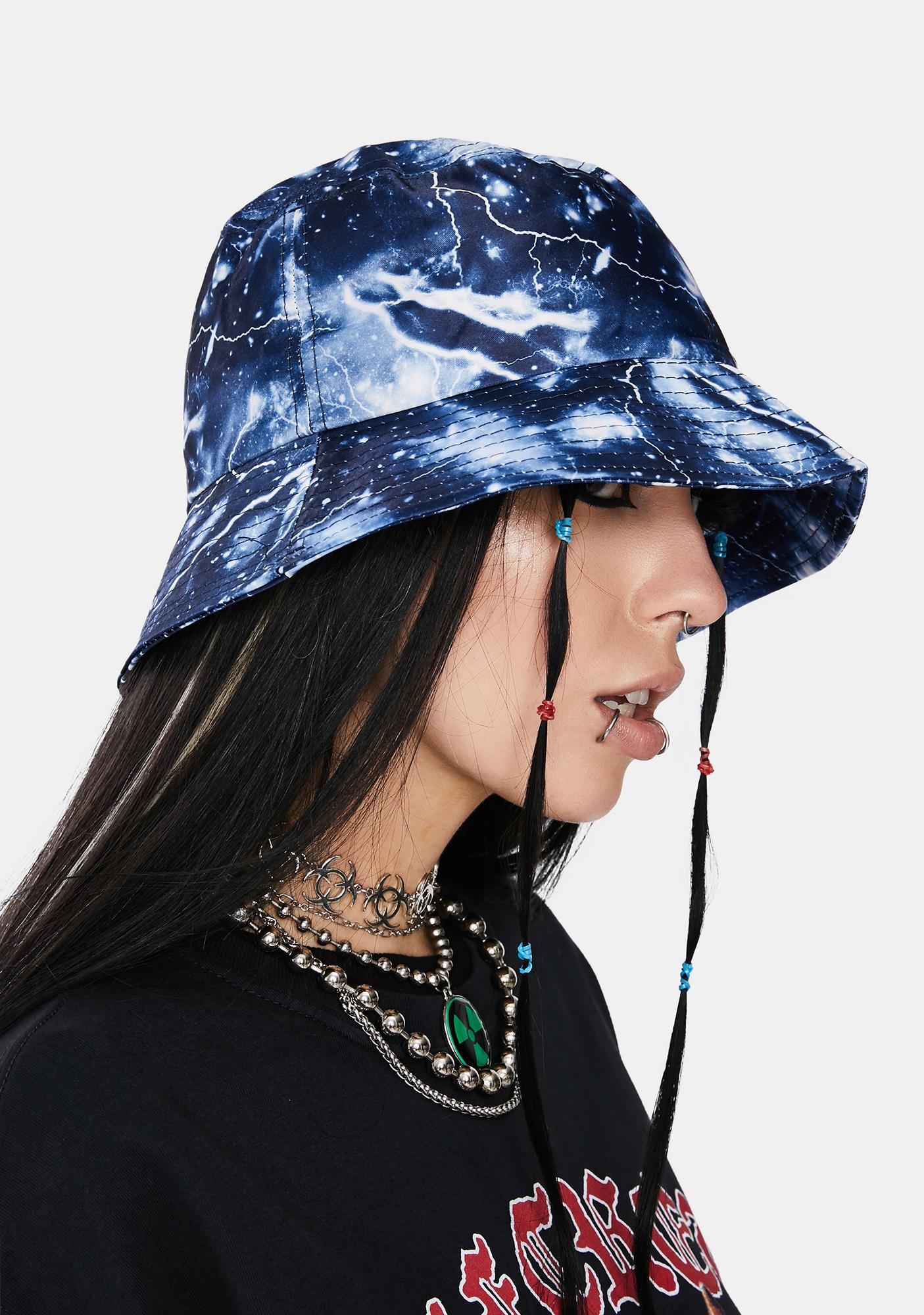 Hear The Thunder Bucket Hat