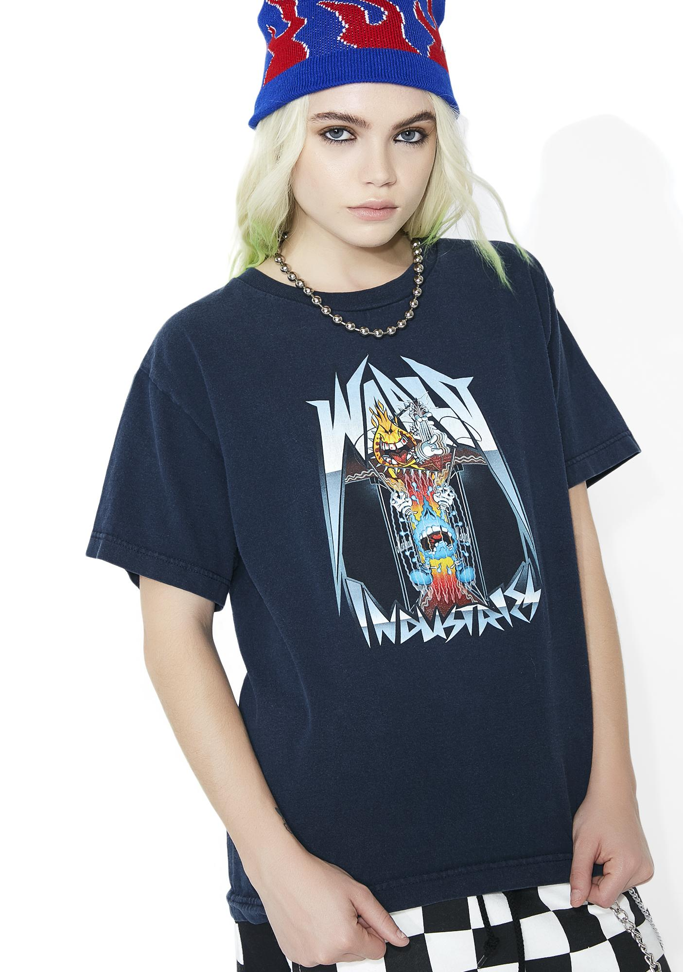 Vintage World Industries Skateboards Tee