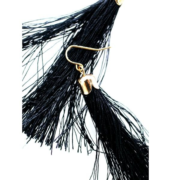 Tickle Tassel Earrings