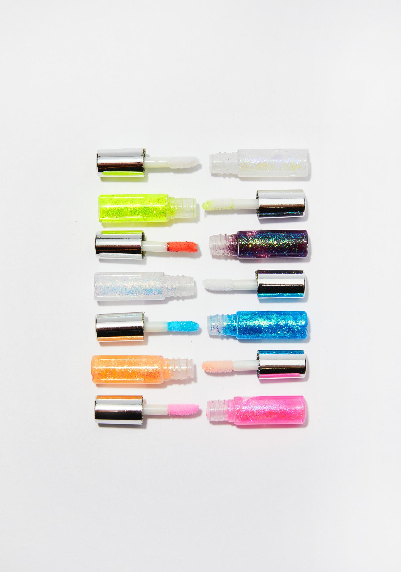 FromNicLove Mini Glitter Glue Sticks